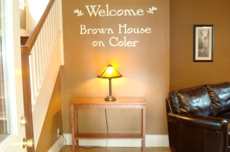 Brown House on Coler